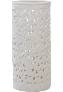 Porta Guarda-Chuvas De Porcelana Menil