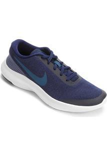 Tênis Nike Flex Experience Rn 7 Masculino - Masculino-Azul