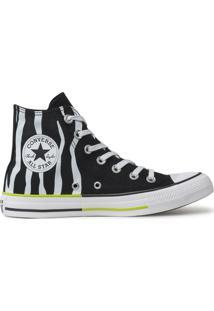 Tênis Converse All Star Chuck Taylor Hi Preto Ct13820001 - Kanui