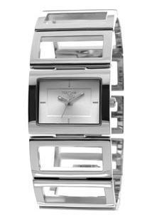 Relógio Touch Party Prata