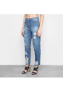 Calça Jeans Sommer Bella Feminina - Feminino