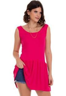 Blusa Manola Feminina - Feminino-Pink