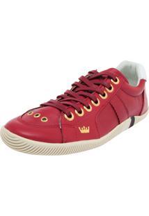 Tênis Osklen Riva Colour Vermelho