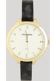 Relógio Analógico Mondaine Feminino - 53614Lpmvdf2 Dourado - Único