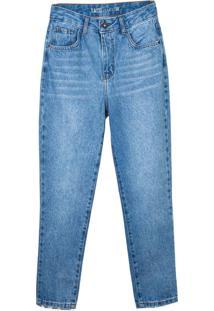 Calça Jeans Mom Drestroyer
