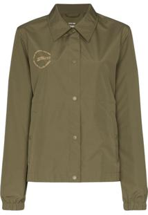 Helmut Lang X Parley For The Oceans Recycled Utility Jacket - Verde