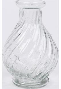 Vaso Le Lis Blanc Casa Siao C Transparente (Transparente, Un)