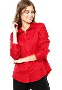 Camisa Forum Clássica Vermelha
