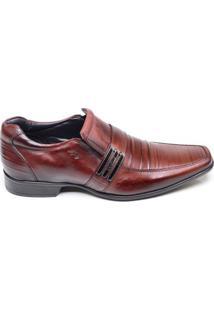 Sapato Masculino Social Rafarillo Marrom
