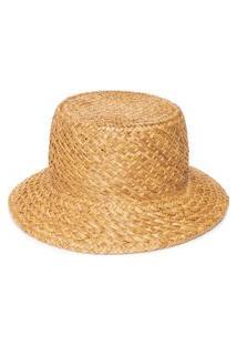 Chapéu Feminino Buckey Hat - Bege
