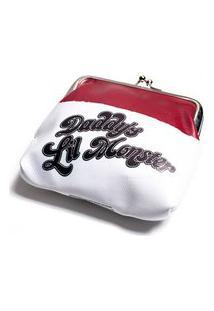 Porta Moedas Harley Quinn Daddy Lil Monster Incolor