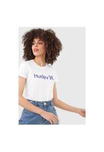 Camiseta Hurley One&Only Branca