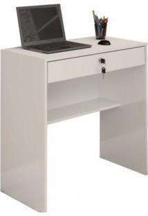 Escrivaninha/Mesa Para Computador Andorinha Jcm Movelaria Branco - Branco - Dafiti