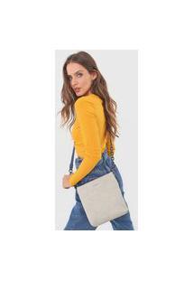Bolsa Desigual Across Body Bag Minuet Bege