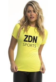 Camiseta Poliamida Isla Zdn Preto