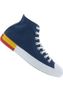 Tênis Converse All Star Chuck Taylor 0834 - Masculino - Azul Escuro