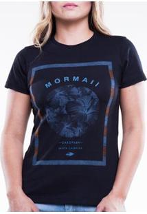 Camiseta Mormaii Básica Cool Feminina - Feminino