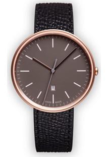 5bf950a7da3 Farfetch. Relógio Feminino Preto Aço ...