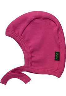 Touca Com Amarração- Pink- High Tradebright Starts