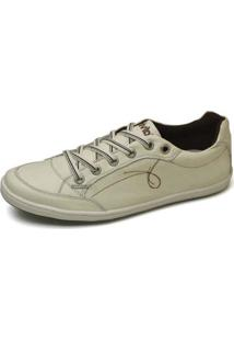 Sapatenis Top Franca Shoes Areia