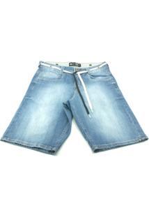 Bermuda Hocks Slots Jeans - Masculino