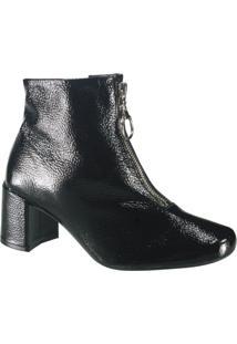 Bota Feminina Usaflex Ankle Boot