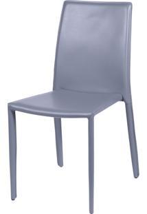 Cadeira Glam - Cinza
