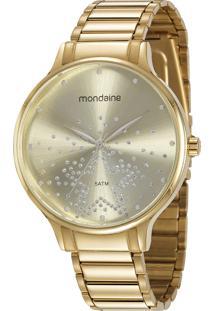 Relógio Mondaine Feminino 53862Lpmvde2