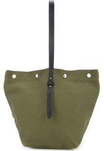 Cabas Bolsa Tote Pequena - Verde