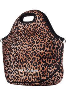 Bolsa Térmica Impermeável Hidrolight Lunch Bag Com Alça E Zíper