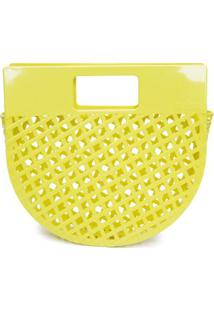 Bolsa Citrus Melissa - Amarelo