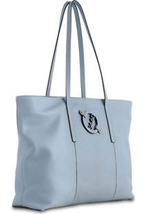 Bolsa Saad Shopper Floater Azul Bb