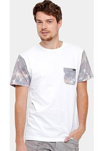 Camiseta Rusty Esp Bl Dirty Masculina - Masculino