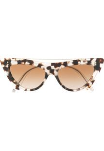 35dfad98956d2 R  2450,00. Farfetch Óculos De Sol Micro De Sol Feminino ...