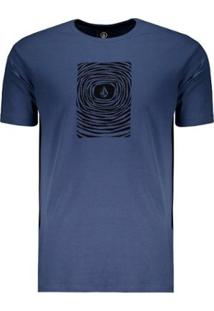 Camiseta Volcom Silk Engulf Masculina - Masculino
