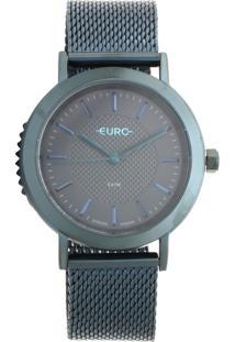 Relógio Euro Eu2036Ynb/4A Azul