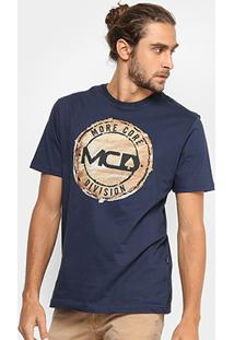 Camiseta Mcd Regular Seal Masculina - Masculino