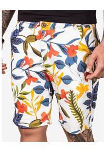 Bermuda Hermoso Compadre Colorful Masculina - Masculino