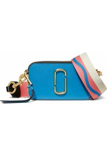 Marc Jacobs The Snapshot Bag - Azul
