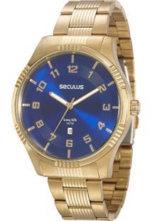 Relógio Masculino Seculus 20329Gpsvda1