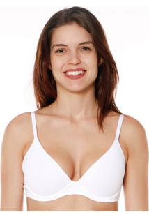 Sutiã Bojo Super Push Up Branco | 532.018