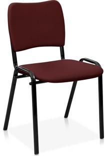 Cadeira Fixa Estofada Atena S/ Braços La