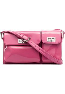 By Far Bolsa Tiracolo Billy - Rosa