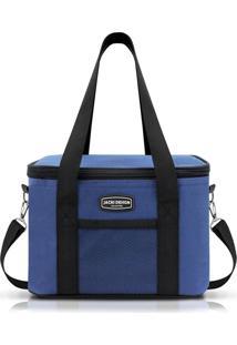 Bolsa Termica 8 Litros Jacki Design 16020 Azul