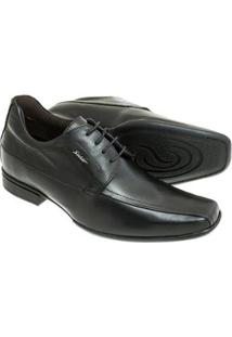 Sapato Sândalo Elevação Up Masculino - Masculino-Preto
