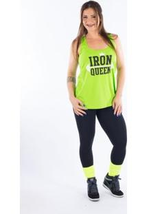 Regata Feminina Iron Queen - Feminino