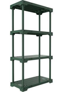 Estante Poly Verde Alecrim (127X70 Cm)
