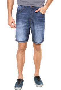 Bermuda Jeans Sommer Bruno Azul