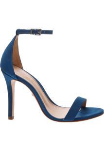 Sandália Gisele Nobuck Blue | Schutz