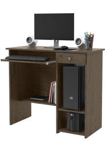 Mesa Para Computador Marina New Imbuia
